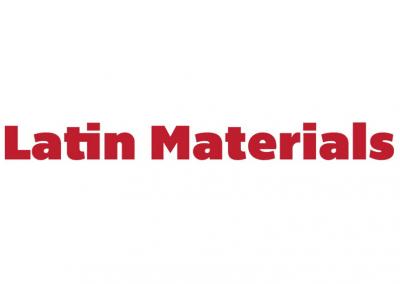 Latin Materials