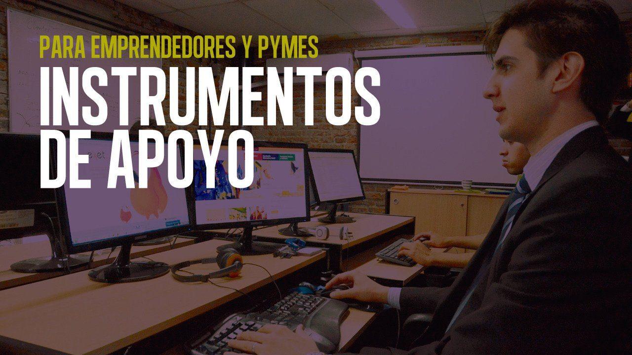 Instrumentos de Apoyo para Emprendedores y Pymes