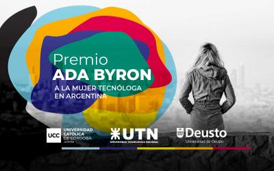 Premio Ada Byron a la Mujer Tecnológica Argentina
