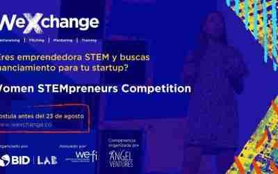 Convocatoria para Mujeres Tecnológicas: Women STEMpreneurs Competition