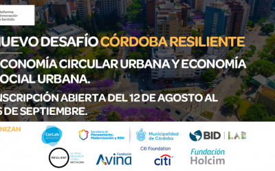 Desafío de Innovación Córdoba Resiliente