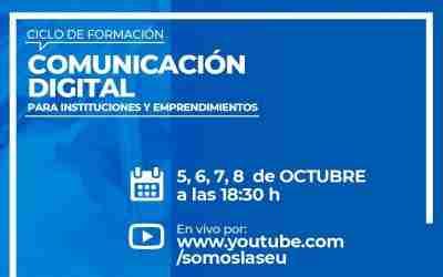 Comunicación Digital para Instituciones y Emprendimientos