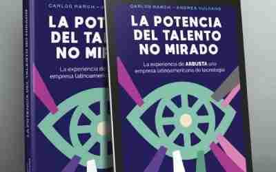 La potencia del talento no mirado, el libro de Arbusta