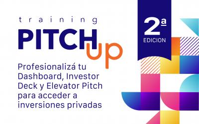 Se puso en marcha la segunda edición del programa de formación para emprendedores tecnológicos Pitch-Up!
