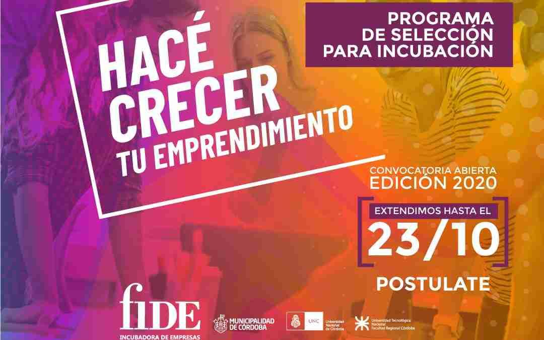 Continua la convocatoria abierta para los programas de FIDE