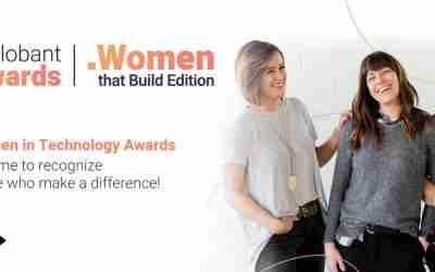 Globant Awards: Premio a la Mujer Tecnológica