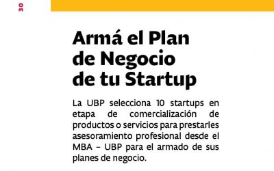 Convocatoria de Startups que quieran mejorar sus planes y modelos de negocio