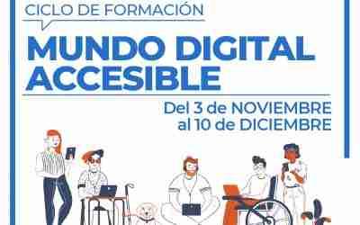 """La UTN lanza el ciclo de formación: """"Mundo Digital Accesible"""" con el apoyo de CorLab"""