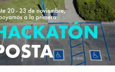 Hackathon POSTA para idear soluciones para personas con discapacidad
