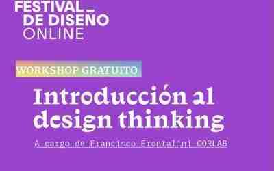 Workshop CorLab: Introducción al Design Thinking
