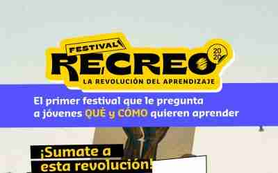 Este 16, 17 y 18 de diciembre llega el Festival Recreo
