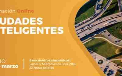 Curso Virtual sobre Ciudades Inteligentes