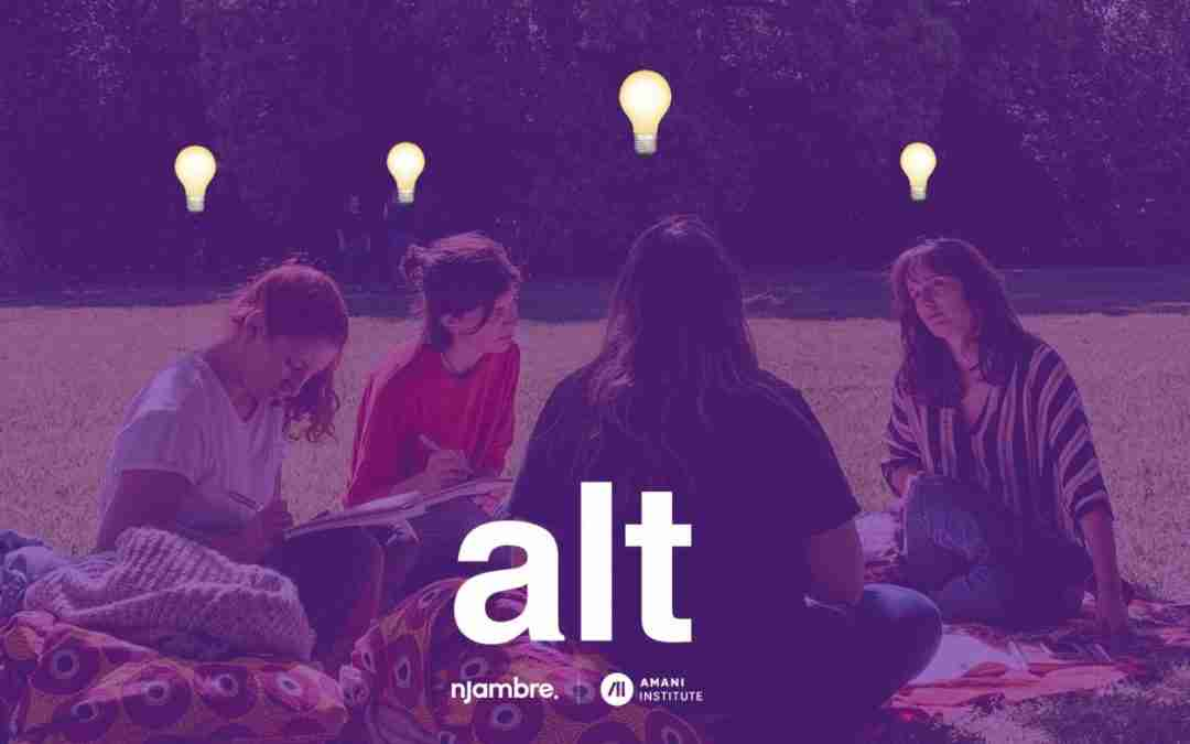 Programa de Formación Profesional en Innovación Social, ALT