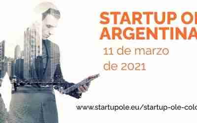 Convocatoria de Startups Startup Olé 2021