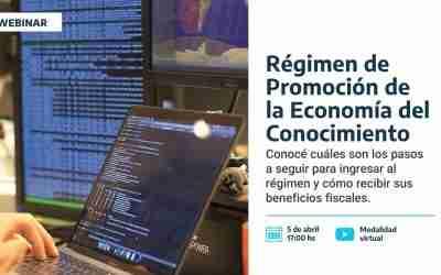Régimen de Promoción de la Economía del Conocimiento de la Nación