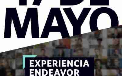 Vuelve la Experiencia Endeavor, con emprendedores unicornio, capacitación y networking