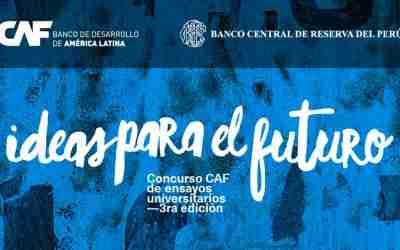 """Concurso de ensayos universitarios """"Ideas para el futuro"""""""