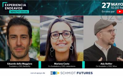 Experiencia Endeavor Impacto Social: startups que inspiran el cambio