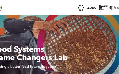"Farmloops seleccionada entre 505 soluciones globales por ""Food Systems Game Changers Lab Global"""