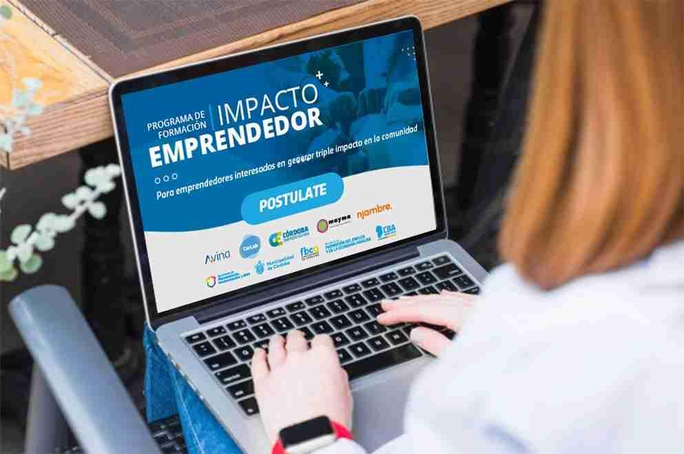 """Abrieron las inscripciones para el ciclo de formación """"Impacto Emprendedor"""""""