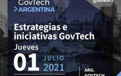 Principales hallazgos que dejó el Foro Govtech Argentina