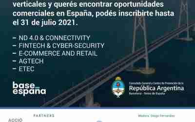 Convocatoria: startup matchmaking para empresas argentinas