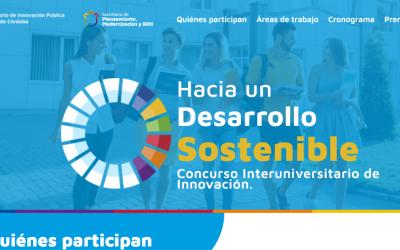 Señal de largada para el Concurso Interuniversitario de Innovación