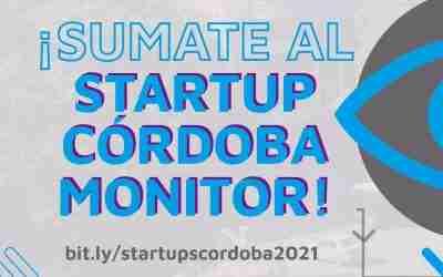 Ya podes cargar tu Emprendimiento Tecnológico en el censo oficial de Startups de Córdoba Capital