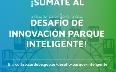 CorLab busca proyectos que conviertan al Parque Sarmiento en el primer parque inteligente del país