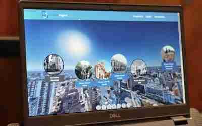 CorLab y AiphaG presentan Ciudad Digital, una herramienta innovadora para vivir la ciudad a través de la tecnología